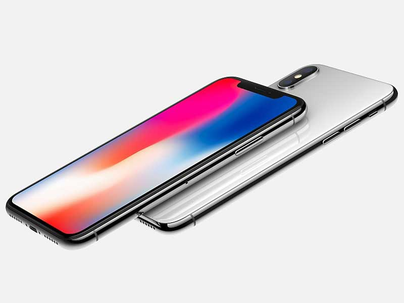iPhone X by Apple available at Mall of the Emirates