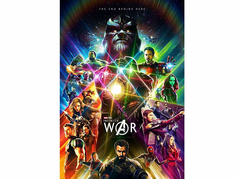 Watch Avengers: Infinity War at VOX Cinemas across the Middle East