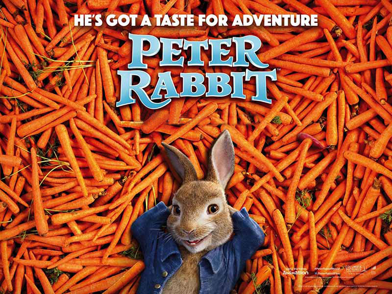 Watch Peter Rabbit at VOX Cinemas across the Middle East