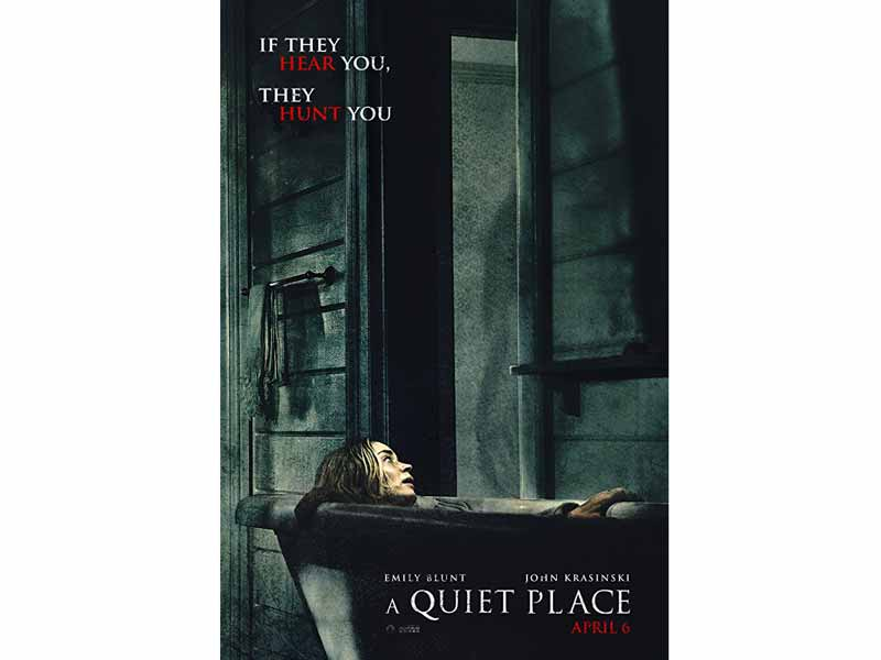 Watch A Quiet Place at VOX Cinemas across the Middle East
