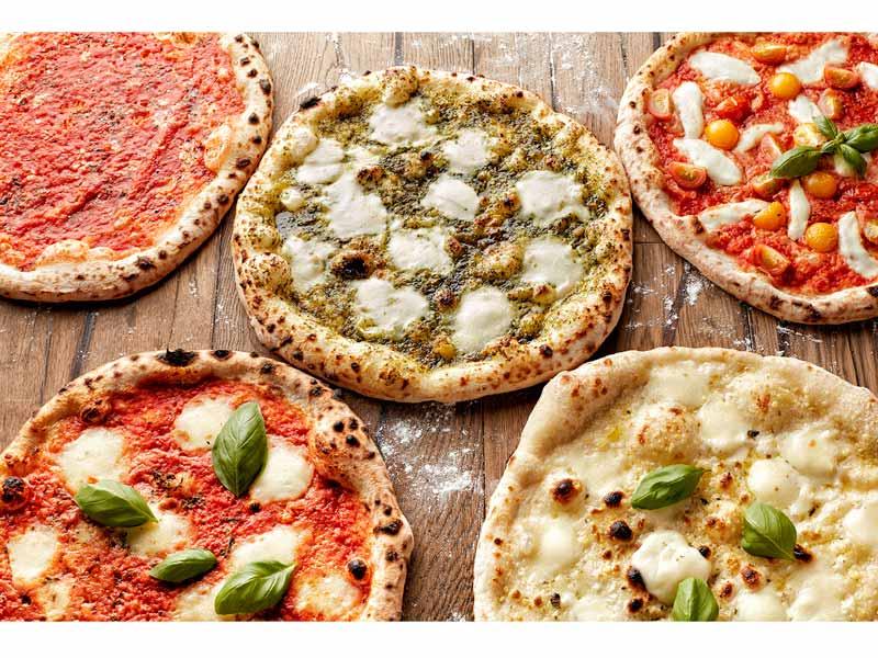 أفضل 3 مطاعم للبيتزا في منطقة الشرق الأوسط مول مصر