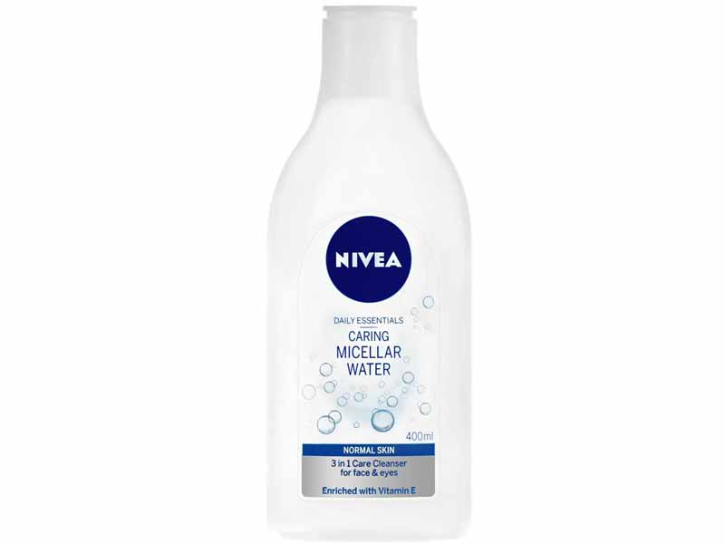 Nivea Micellar Water, available at Carrefour Supermarket, located at Mall of the Emirates, Mall of Egypt and City Centres