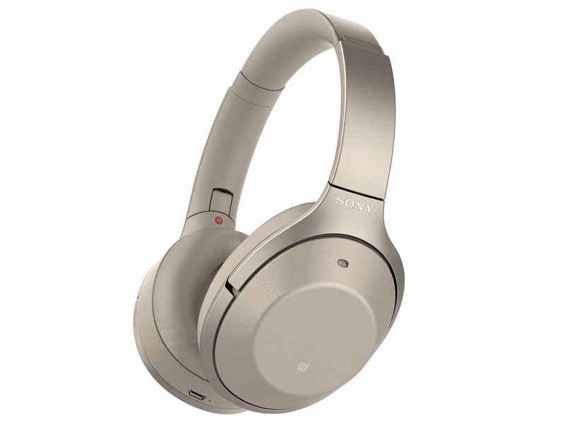 Sony 1000XM2 headphones at Virgin Megastore, available at Mall of the Emirates, Mall of Egypt and City Centres