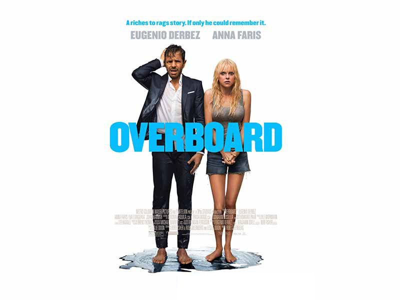 Watch Overboard at VOX Cinemas across the Middle East