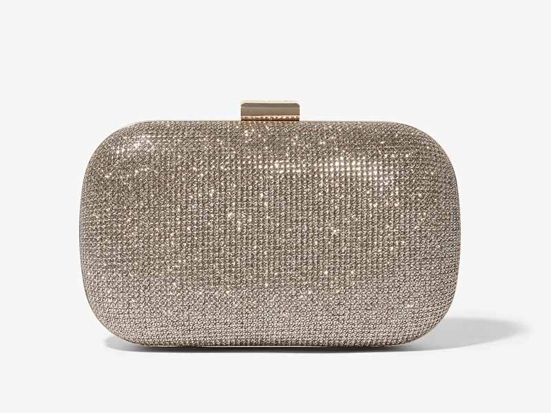 Beautiful Karen Millen Box clutch