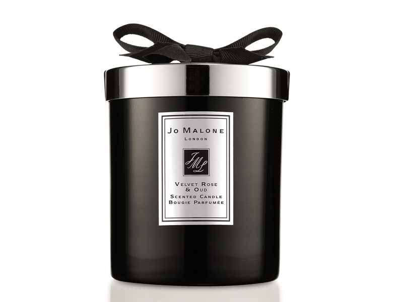 Velvet Rose and Oud candle from Jo Malone