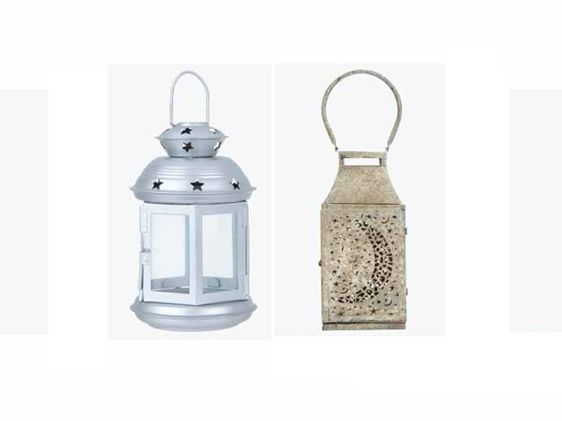 Metal Lanterns from Home Centre Egypt available at Mall of Egypt