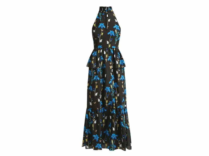 Printed dress by Borgo de Nor at Boutique 1, available at Mall of the Emirates