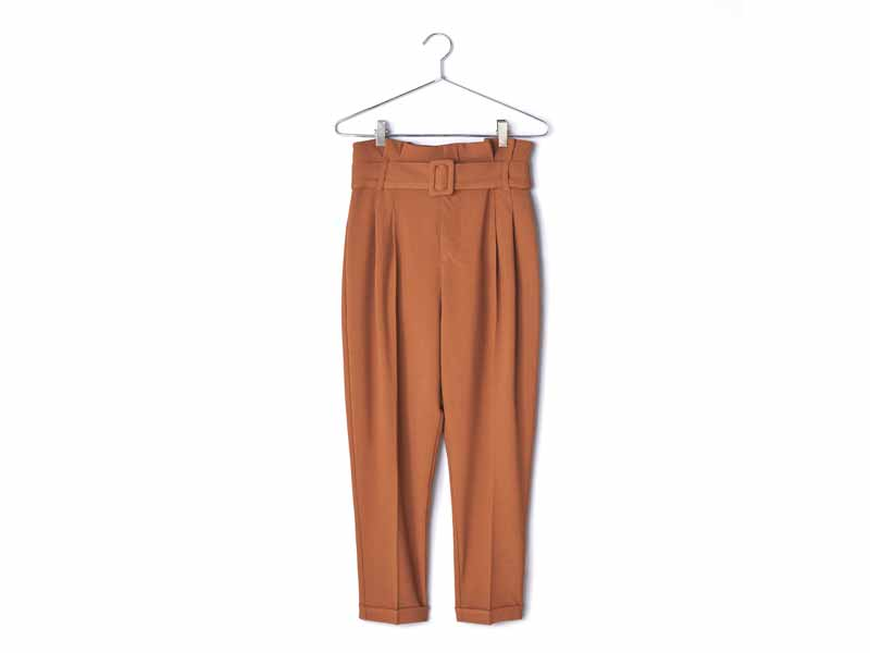 Trousers by Bershka, available at Mall of the Emirates and City Centres