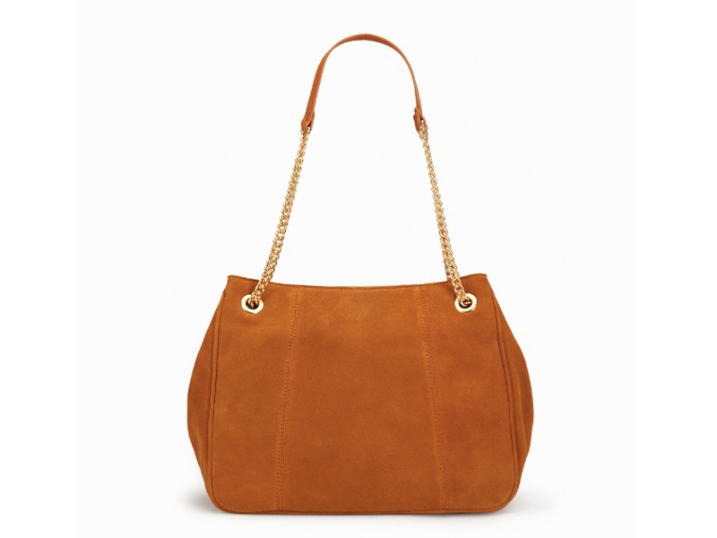 Suede shoulder bag, LE834, Parfois, visit Mall of Egypt