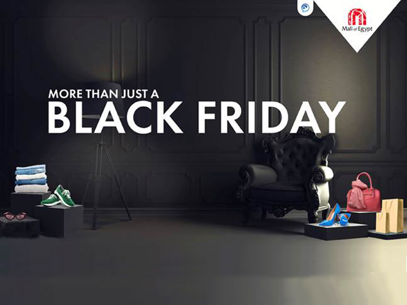 "Mall of Egypt delivers ""more than just a Black Friday"""