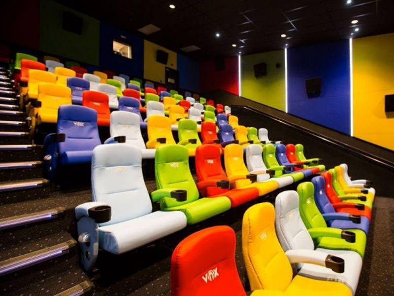 VOX Kids cinema interior