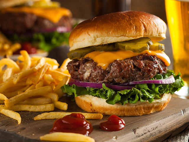 Meat fanatics should never miss the chance to get a juicy Classic Smash at Mall of Egypt.