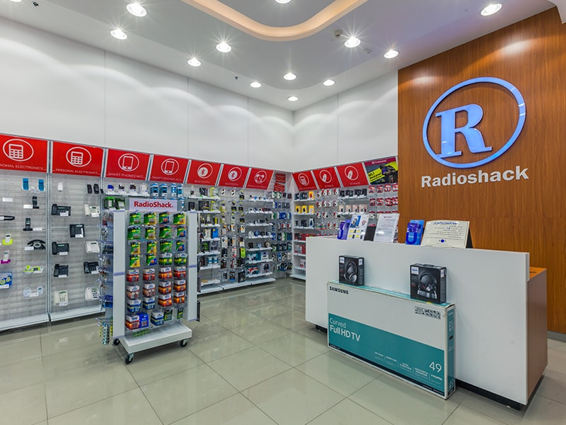 Radio Shack - Electronics, Accessories and more | Mall of Egypt