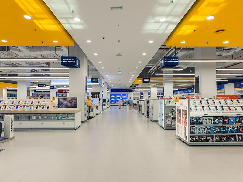 Sharaf Dg Electronics Home Appliances Mall Of Egypt